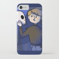 shakespeare iPhone & iPod Cases featuring Shakespeare Kids by Louisa Lawler