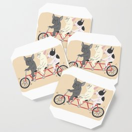 tandem bike Coaster