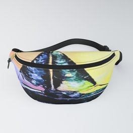 Sailing the sunset Fanny Pack