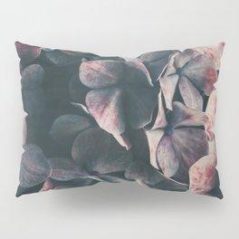 hydrangea - moody blues Pillow Sham