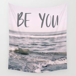 Be You (Waves) Wall Tapestry