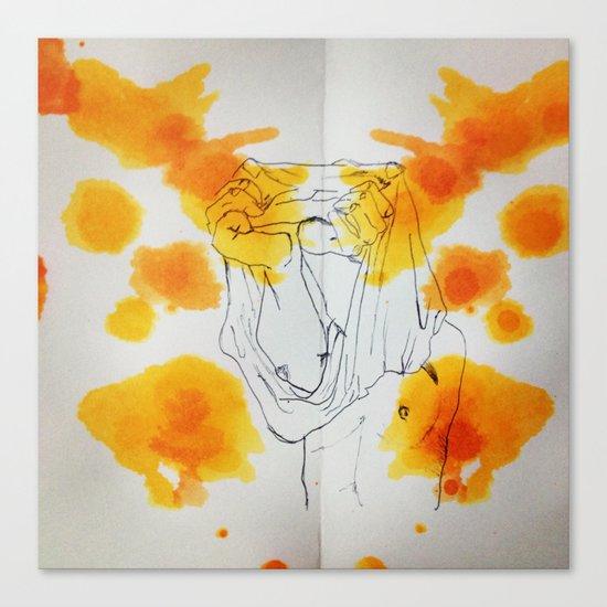 Delusional Canvas Print