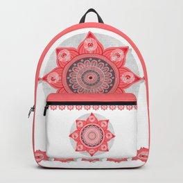 """""""Rose Flower Power ^_^"""" Backpack"""