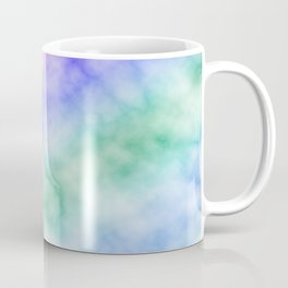 Rainbow marble texture 6 Coffee Mug
