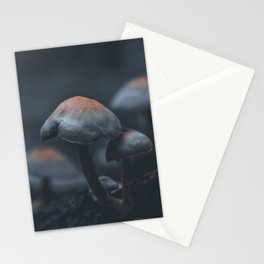 Little mushrooms Stationery Cards