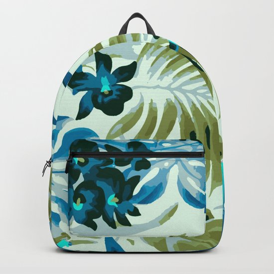 Jungle blush - fall Backpack