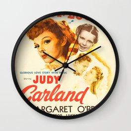 Meet Me in St. Louis Wall Clock