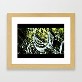 Alien Au Framed Art Print