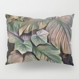 From the Earth Pillow Sham