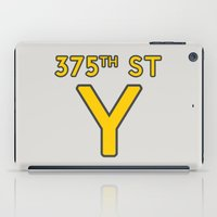 tenenbaum iPad Cases featuring 375th Street Y by Tabner's