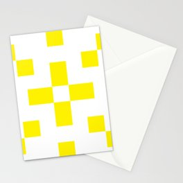 Nice yellow day Stationery Cards