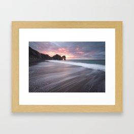 The Sunstar Framed Art Print