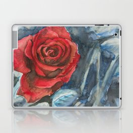Water Color Rose Study  Laptop & iPad Skin