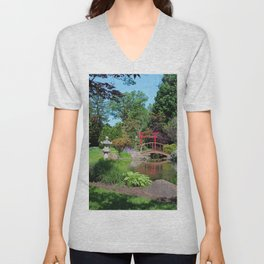 Unforgettable Journey Unisex V-Neck