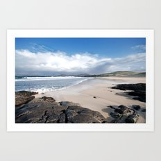 The Outer Hebrides Art Print