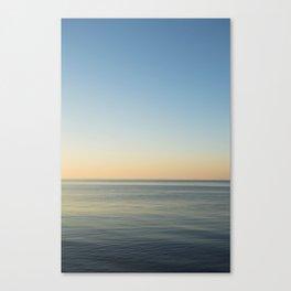 Ocean Gradient  Canvas Print