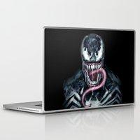 venom Laptop & iPad Skins featuring Venom by dariiy
