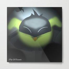 Hero Chick   Pip Metal Print