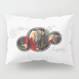 Life created out of love is a beautiful thing Pillow Sham