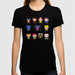 Pixel X-Men T-shirt