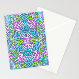 labyrinth simplified.  Stationery Cards