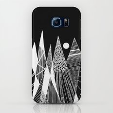 Patterns in the mountains Galaxy S7 Slim Case