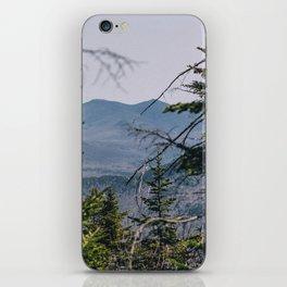 Nye Mountain iPhone Skin