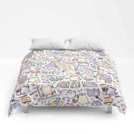 Artsy Cats Comforters