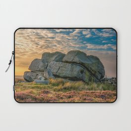 Sunset by Hitching Stone Laptop Sleeve