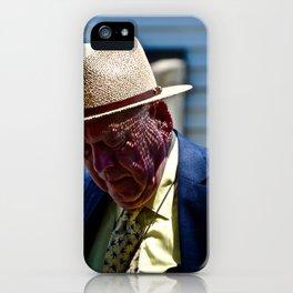 Gramps iPhone Case
