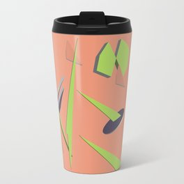 80s Shapes, Colors and Space Travel Mug