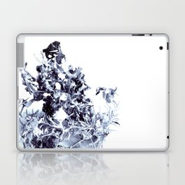 floating roots blue Laptop & iPad Skin