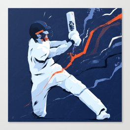 Headingley Hero Canvas Print