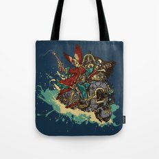 Sea Traveler Tote Bag