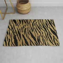 Tiger Animal Print Glam #1 #pattern #decor #art #society6 Rug