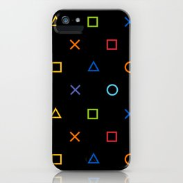 Colofrul Gamer iPhone Case