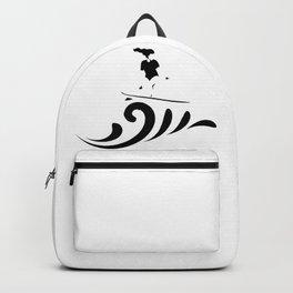 Surf up (: Backpack