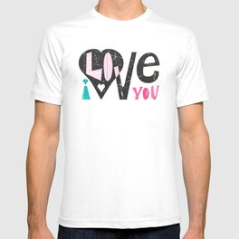 Love Note T-shirt