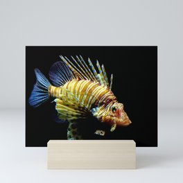 Red Lionfish Mini Art Print