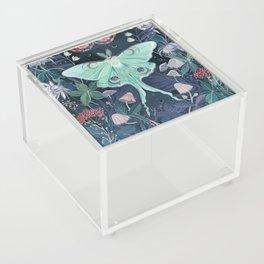 Luna Moth Acrylic Box