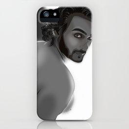 Anghad iPhone Case