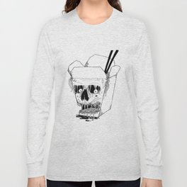 Monster Food: Takeout Long Sleeve T-shirt