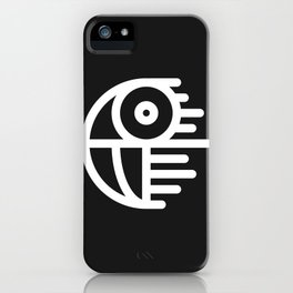Death Star iPhone Case