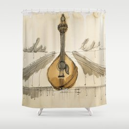 Fado Shower Curtain