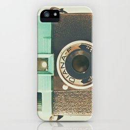 Oh Diana iPhone Case