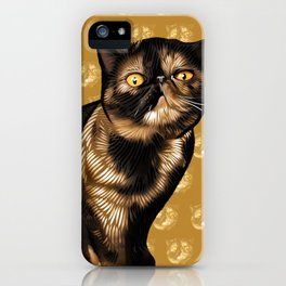 Lord Pizza Smoosh iPhone Case