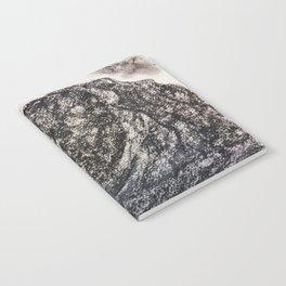 Grey Moutain by Gerlinde Streit Notebook