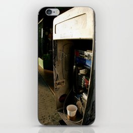 Melrose Phonebooth iPhone Skin