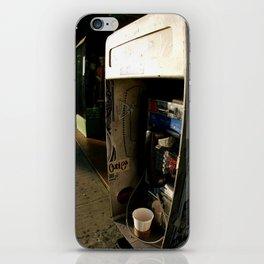 Melrose Phonebooth iPhone Skin