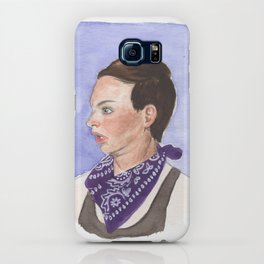 """Rupaul's drag race Alyssa Edwards exclaiming """"Back rolls?!"""" in disbelief iPhone Case"""